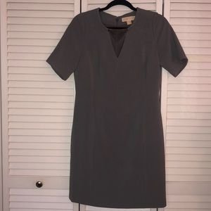 Gray Michael Kors Dress
